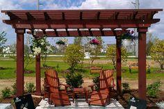おすすめ暑さ対策!パーゴラ日除け 屋根の作り方(庭シェード DIY 画像 価格ウッドデッキ図面 材料 - NAVER まとめ