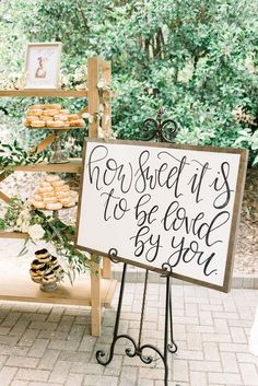 Yes how sweet it is! Donut display for Carmen and Seth's June wedding reception…. Yes how sweet it is! Donut display for Carmen and Seth's June wedding reception. Before Wedding, Our Wedding, Dream Wedding, Trendy Wedding, April Wedding, Autumn Wedding, Candy Bar At Wedding, Quotes For Wedding, Elegant Wedding