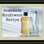 How to Make Mouthwash at Home