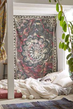Magical Thinking Lakshmi Batik Tapestry - Urban Outfitters