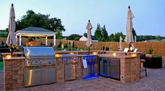 Creating the perfect outdoor kitchen for you and yours means customizing it to suit your needs. Otherwise, the end result will be a design that does not give you the details you wanted and needed. …
