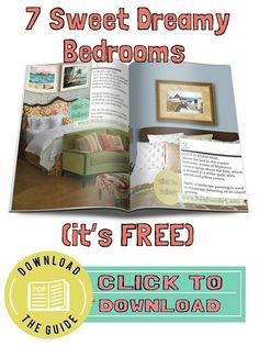 7  bedroom decorating ideas | download your free guide from http://schulmanart.blogspot.com/2015/03/7-cozy-bedroom-decorating-ideas.html