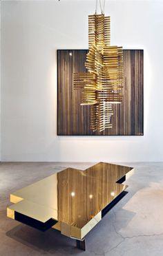 Vincenzo de Cotiis Lighting Furniture