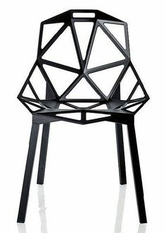LOVING THIS design garden stacking chair ONE by Konstantin Grcic MAGIS