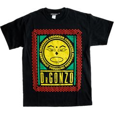 #VNGRD DrGonzo Tee  On #sale: 20,00 € Pant Shirt, Jean Shirts, Tees, Clothing, Mens Tops, Shopping, Outfit, Denim Shirts, T Shirts