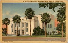 Municipal Auditorium in Fair Park..got to see the circus, gospel quartets, Class of '66 Bacculaureat, lots of memories!