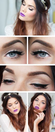 Perfect Brows and Wing liner Bråvalla - Linda Hallberg