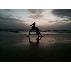 #dance #yoga #freedom #beach #Goa #silhouette #nofilter #flexible #flexiblity #backarch #dancer #sunset  photo credits @amanthadani  #Goa #nightlife Check more at http://www.voyde.fm/photos/international-party-cities/dance-yoga-freedom-beach-goa-silhouette-nofilter-flexible-flexiblity-backarch-dancer-sunset-photo-credits-amanthadani-%f0%9f%98%87%f0%9f%98%8d%f0%9f%98%98%e2%9d%a4/