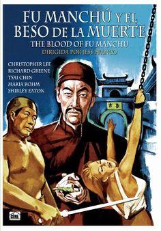 jess franco the blood of fu manchu - Google Search