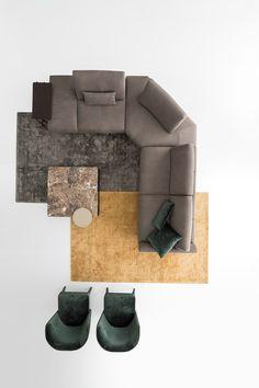 Living Room Top View, Living Room Sofa, Leather Cover, Leather Sofa, Bathroom Layout Plans, Interior Design Principles, Interior Design Presentation, Hotel Logo, Folding Beds