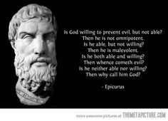 Logic vs. Religion…