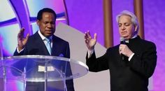 """BLW President Warmly Receives Pastor Benny at Special MHIS Meeting with Pastors LW News Correspondent """"I want to thank you for touching my life,"""" Pastor Chri. Benny Hinn, Pastor Chris, Chuck Norris, Faith, Music, Youtube, Musica, Musik, Muziek"""