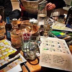 alle Gläser und Flaschen leer  schaut nach einer erfolgreichen Tourplanung 2017 aus ... #läuft Saisonhöhepunkte: #Istria100 69k und ... ich trau mich fast nicht das zu schreiben  ... #pitzalpineglaciertrail 80k  Saisonspecial #VietnamMountainMarathon ... ab heut wird nix mehr getrunken  also dann guten Start ins Wochenende und #SportFrei