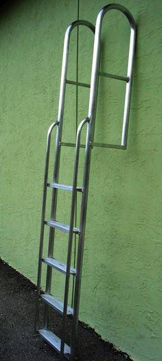 Aluminium Ladder Ladder And Ships On Pinterest