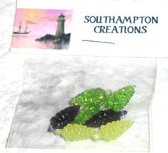 Miniature Grapes Clusters by SouthamptonCreations on Etsy, $1.50