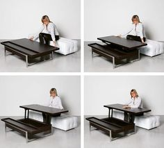 1000 Ideas About Transforming Furniture On Pinterest Space Saving Furniture Convertible