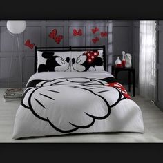 cover home accessory comforter duvet mickey mouse