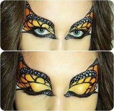 Halloween Makeup: Best Halloween Makeup Ideas So trying this for Halloween