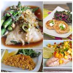 Go Meatless Over Lent With These Fresh Fish Recipes Fish Dishes, Seafood Dishes, Seafood Recipes, Vegetarian Recipes, Cooking Recipes, Healthy Recipes, Cooking Fish, Fun Recipes, Healthy Options