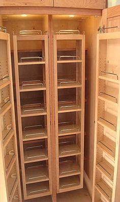 Great Kitchen Pantry Storage | 294038 | Home Design Ideas