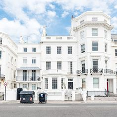 Luxury seaside penthouse with secret tunnel, on sale for Regency House, Victorian Terrace House, Luxury Penthouse, Famous Beaches, Seaside Decor, Pent House, Ideal Home, Brighton, Townhouse