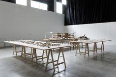 LICC 2012 ''Fabrique du residuel'',Benoit Pype, PELISSANNE,France
