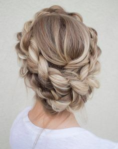 Gorgeous Braided Look For Spring 2016 | Young Craze