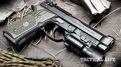 Tank-tough Beretta enhanced for extreme duty and maximum accuracy!