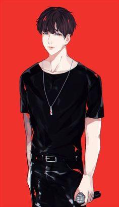 Dream Boy, Anime Characters, Character Art, Kpop, Fan Art, Anime Boys, Inspiration, Biblical Inspiration, Anime Guys