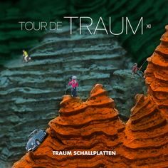 Traum CD / Digital 37 - Tour De Traum XI - Mixed By Riley Reinhold