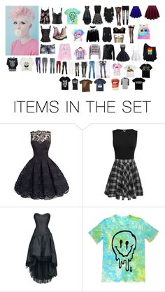 """""""Aliice's wardrobe"""" by youngblooded-killjoys ❤ liked on Polyvore featuring art"""