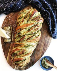 Pestoflette – Anine Gutubakken Byles Mozzarella, Pesto, Zucchini, Pie, Cakes, Vegetables, Blog, Torte, Cake