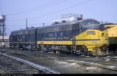 RailPictures.Net Photo: C 7051 Chesapeake & Ohio (C) EMD F7(A) at Hagerstown, Maryland by Joe McMillan
