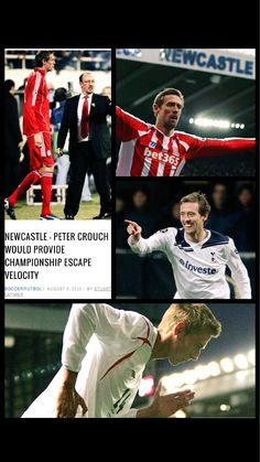 Newcastle: Peter Crouch Would Provide Championship Escape Velocity http://sportsrants.com/blog/2016/08/09/peter-crouch-give-newcastle-championship-escape-velocity Sports Rants #NUFC NUFC