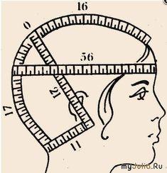 Как определить высоту шапки до убавки или диаметр донышка