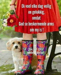 Afrikaans Quotes, Good Morning Quotes, Spirituality, Arm, Sayings, Arms, Lyrics, Spiritual, Quotations