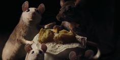 The cute Mice from Cinderella