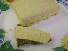 Big Raw & Vegan Blog Living Food Goodness Green Leafy Vegetables: Agar Brazil Nut Vegan Hard Sliceable Cheese