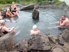 Heydalur Geothermal Pool