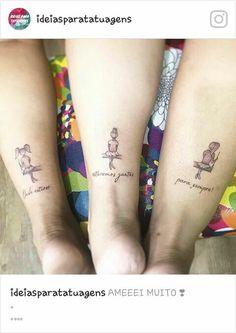 BFF tattoos best friend tattoos friendship tattoos best friend tattoos unique Un… Unique tattoo – Top Fashion Tattoos Cool Tattoos For Girls, Small Sister Tattoos, Sister Tattoo Designs, Unique Tattoo Designs, Tattoos For Daughters, Tattoo Designs For Women, Bff Tattoos, Best Friend Tattoos, Fake Tattoos