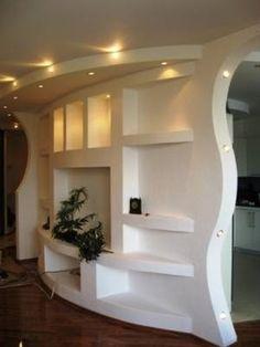 soggiorno Living Room Tv Unit Designs, Bedroom Cupboard Designs, Interior Design Living Room, Gypsum Ceiling Design, Bedroom False Ceiling Design, Tv Wall Design, Floor Design, Karton Design, Living Room Built Ins