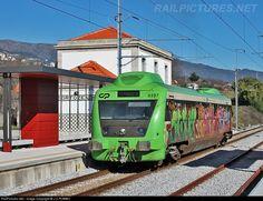 RailPictures.Net Photo: CP 0357 Caminhos de Ferro Portugueses Allan/Emef at Tortosendo, Portugal by J.C.POMBO