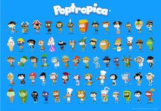 Poptropica portfolio: Nate Greenwall – Poptropica Help Blog ...