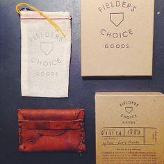 FIELDER'S CHOICE GOODS