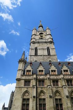 Anna's Scrapbook: A nice first day in Ghent