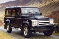 defender.  such love.  MOM!!!  w/ birthday & christmas just around the corner AND i currently don't have a car & am in the market.....  just saying.