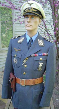 Luftwaffe Generalleutnant uniform (un-named)