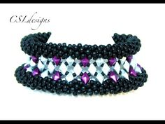 In this tutorial I show you how to make a diamond in the rough beaded kumihimo bracelet. Please feel free to give it a go yourself and I hope you enjoy. This...