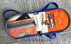 the Go-Go Compact Bag Sewing Pattern