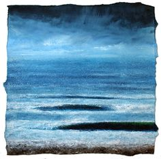 Storm Brewing Over The Cornish Sea - Limited Edition Fine Art Print